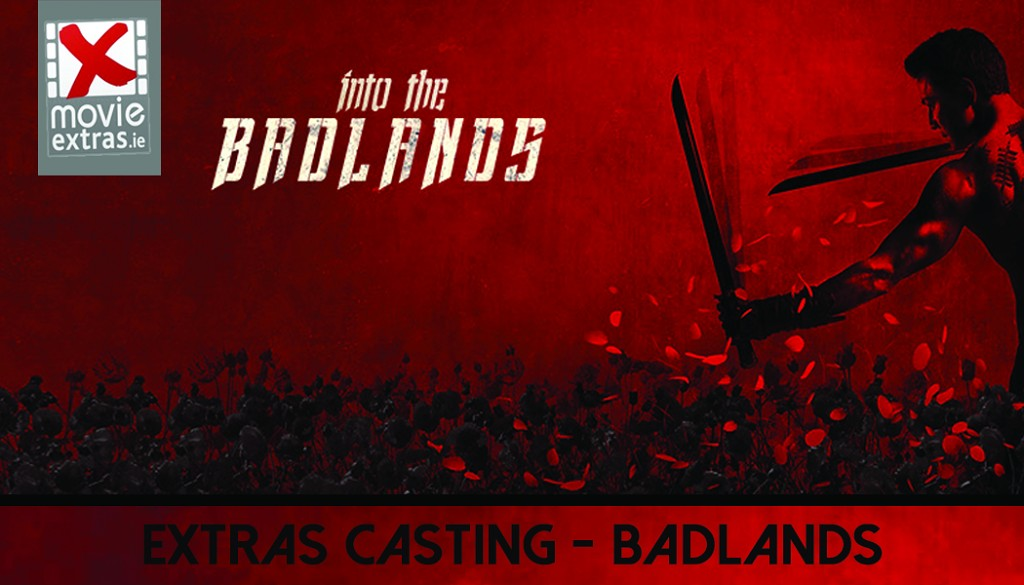 Into the Badlands Extras Casting