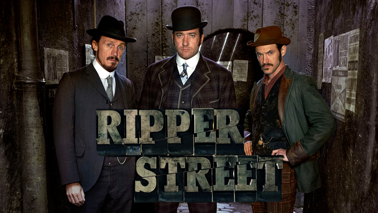 Ripper Street MovieExtras.ie